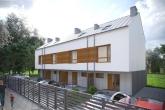 Dom w cenie mieszkania w zabudowie szeregowej