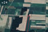 Działka rolna 2,73 ha, Gołasze Puszcza