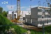 Pracownik budowlany : stany surowe